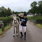 Clara och Cedrick i Boxholm